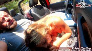 Milf Leidy de Leon beim Autosex