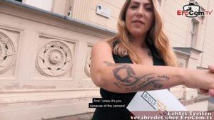 Treffen zum Ficken mit erotischem Tattoo Model
