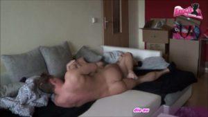 Privatsex morgens mit jungem deutschen Paar