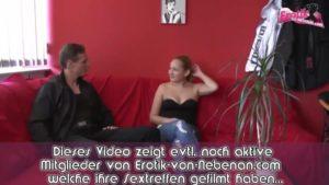Junges Model Nelly-Benz fickt beim Casting